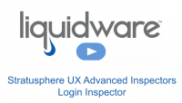 Stratusphere UX Advanced Inspectors Login Inspector