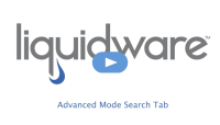 Using the Advanced Mode Search Function