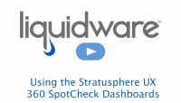Using the Stratusphere UX 360 Spotcheck Dashboards